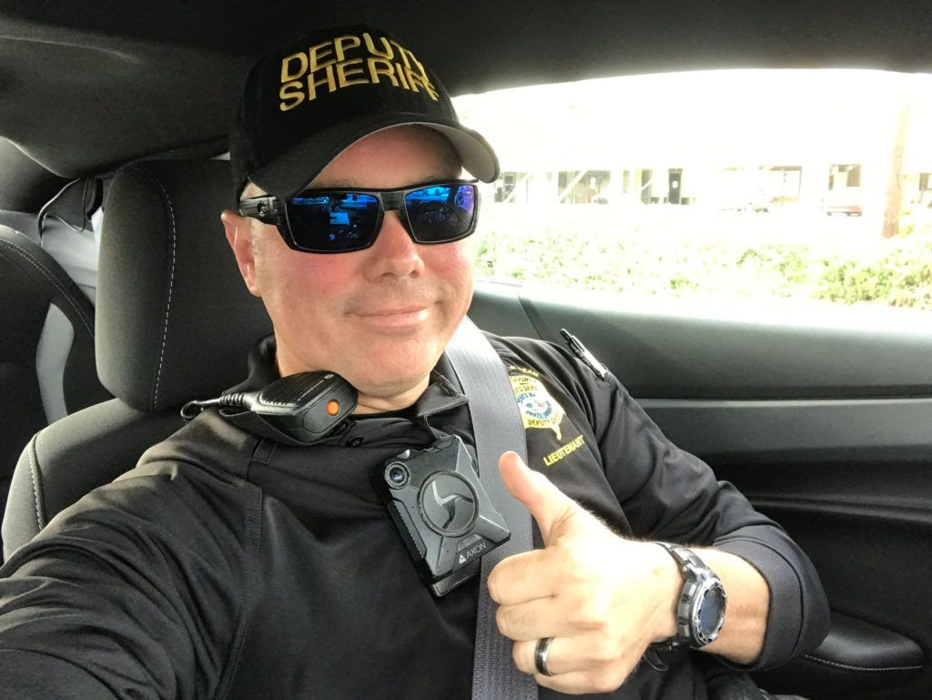 Lieutenant Danny Brown