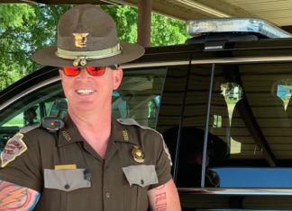 Trooper Russell Callicoat