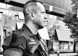 Lieutenant Mark Luera