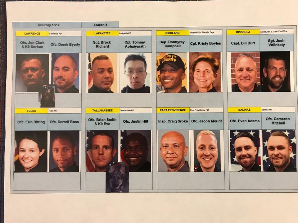 Live PD - 10.12.19 - Officers