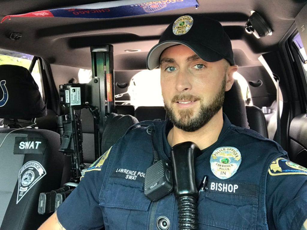 Officer Stuart Bishop