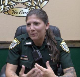 Deputy Hayley Flynn