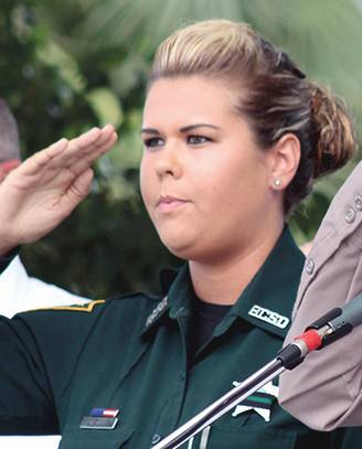 Sergeant Hannah Haas