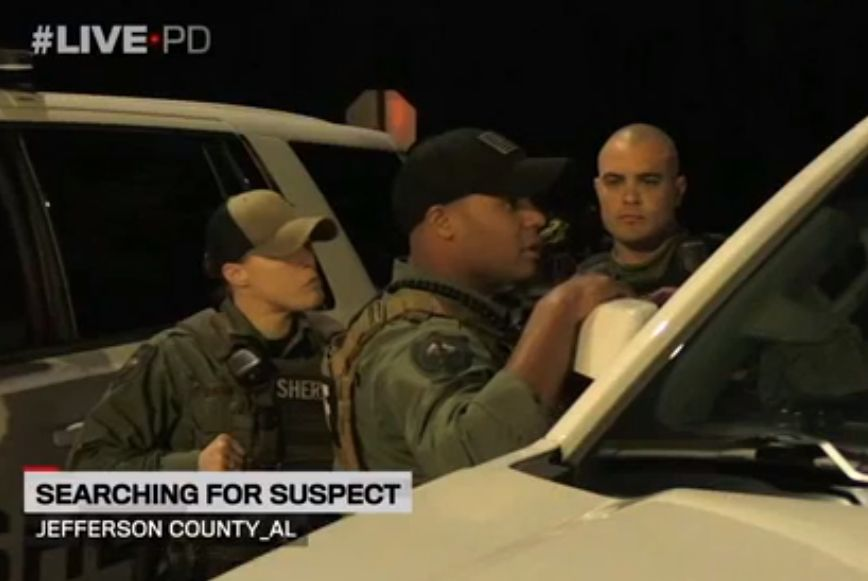 Live PD - 11.02.19 - Searching for a Suspect