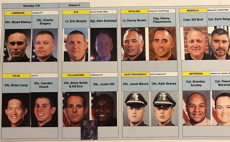 Live PD - 11.09.19 Officers