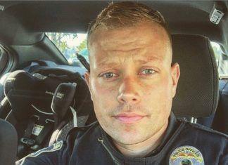 Officer Charlie Kingery