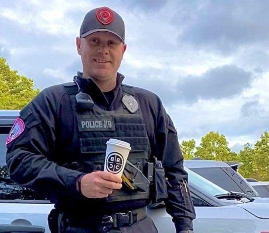 Officer Jay Rainville