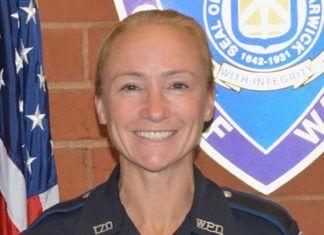Officer Jill Marshall