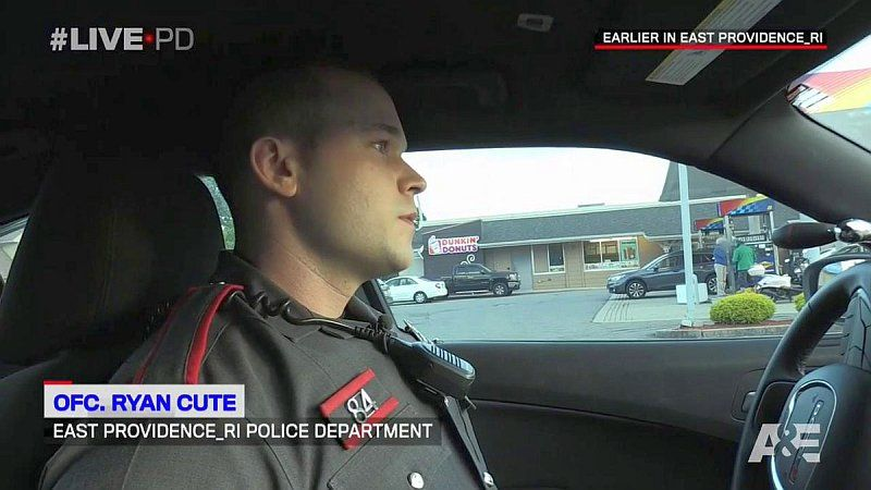 Officer Ryan Cute