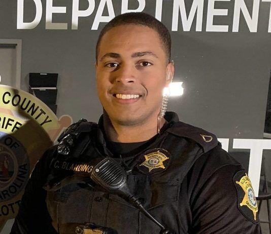 Master Deputy Chris Blanding