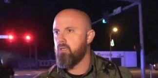 Sergeant Brandon Shoup
