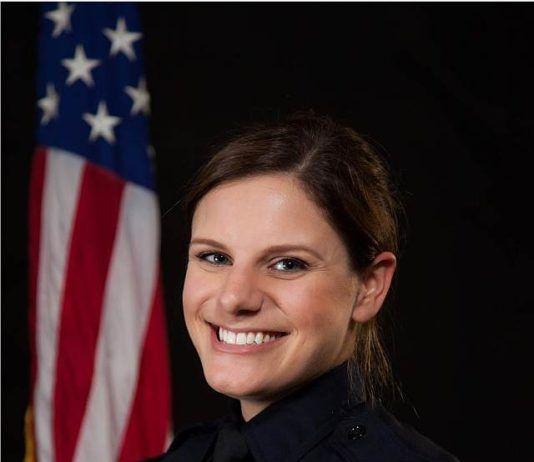 Officer Cassie Moore