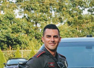 Officer Kyle Graves