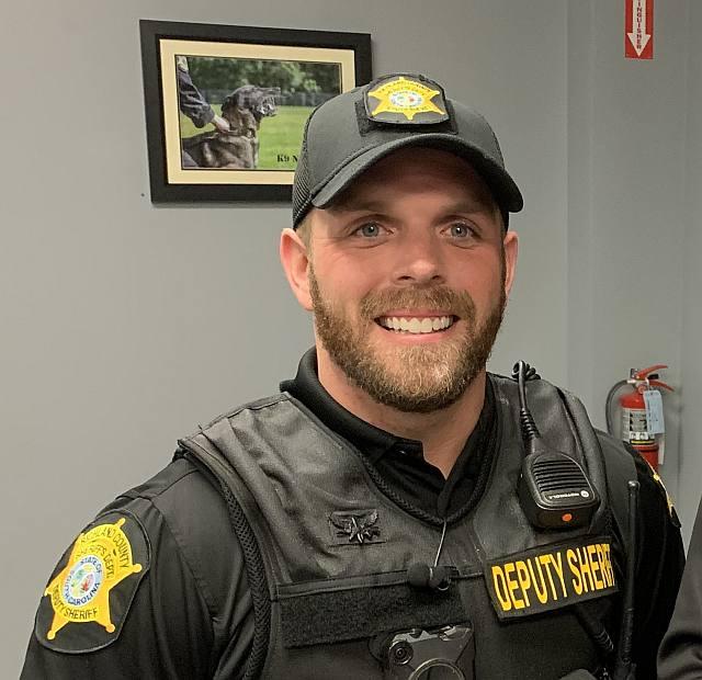 Deputy Brandon Simmons