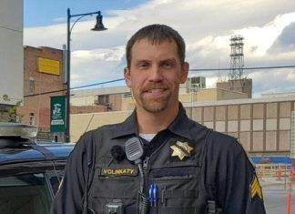 Sergeant Josh Volinkaty