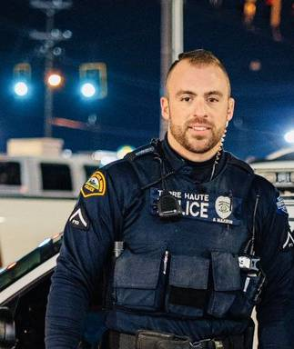 Officer Anthony Mazzon