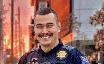 Officer Joshua Hyman