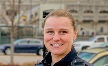Officer Melissa Townsend
