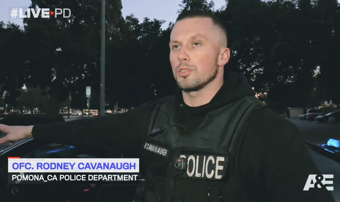 Officer Rodney Cavanaugh