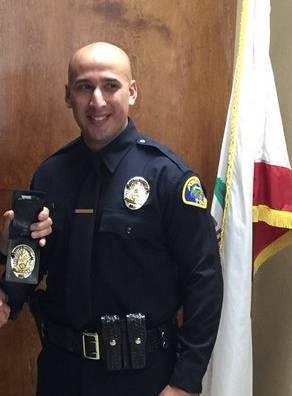 Officer Shreef Erfan
