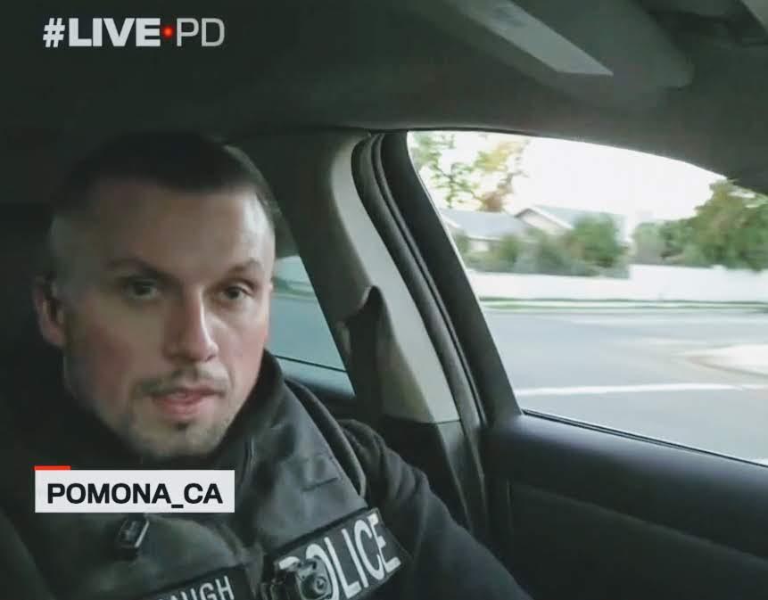 Officer Rodney Cavanaugh