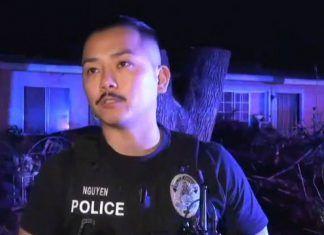 Officer Alex Nguyen