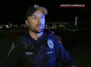 Officer Jason Heiney