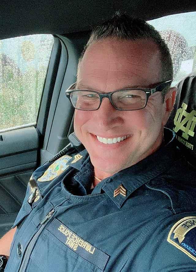 Sergeant Gabe Slaybaugh