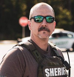 Lieutenant Scott Moreland